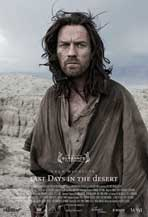 """Last Days in the Desert"" Movie Poster"