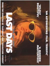 Last Days - 43 x 62 Movie Poster - Bus Shelter Style A