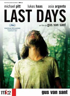 Last Days - 27 x 40 Movie Poster - French Style A