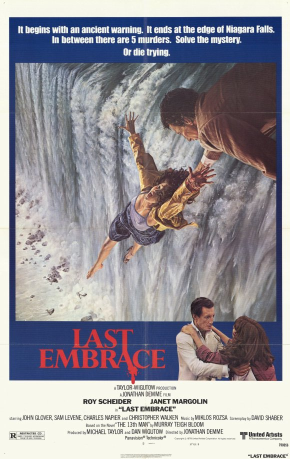 Last Embrace Movie Posters From Movie Poster Shop
