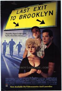 Last Exit to Brooklyn - 27 x 40 Movie Poster - Style A