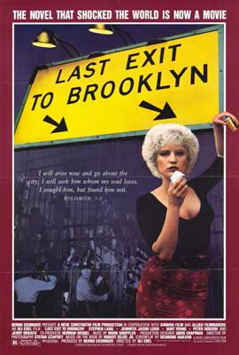 Last Exit to Brooklyn - 27 x 40 Movie Poster - Style B