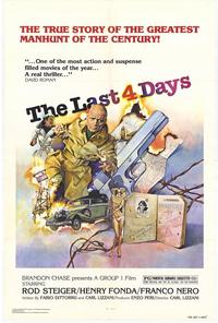 Last Four Days - 27 x 40 Movie Poster - Style A
