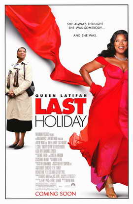 Last Holiday - 11 x 17 Movie Poster - Style A