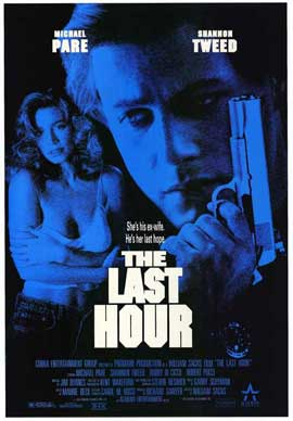 The Last Hour - 11 x 17 Movie Poster - Style A