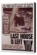 Last House on the Left - 27 x 40 Movie Poster - Style A - Museum Wrapped Canvas