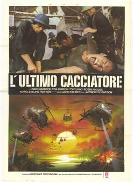 The Last Hunter - 27 x 40 Movie Poster - Italian Style A