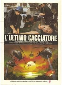 The Last Hunter - 39 x 55 Movie Poster - Italian Style A