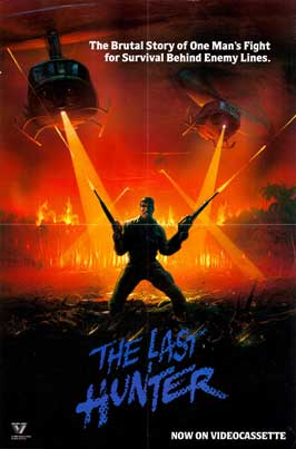 The Last Hunter - 27 x 40 Movie Poster - Style A