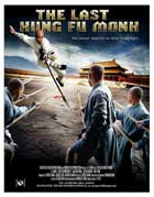 Last Kung Fu Monk - 11 x 17 Movie Poster - Style B