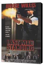 Last Man Standing - 11 x 17 Movie Poster - Style B - Museum Wrapped Canvas