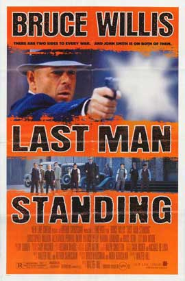 Last Man Standing - 27 x 40 Movie Poster - Style A