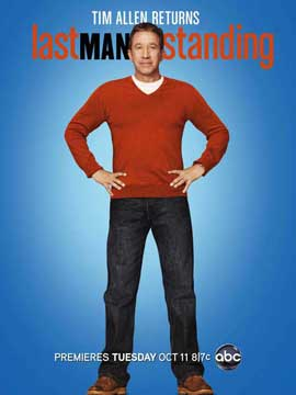 Last Man Standing (TV) - 11 x 17 TV Poster - Style A