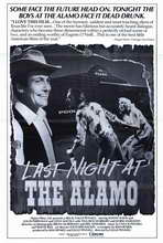 Last Night at the Alamo - 11 x 17 Movie Poster - Style A