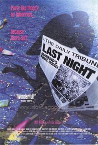 Last Night - 27 x 40 Movie Poster - Style B