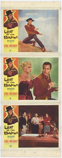 Last of The Badmen - 27 x 40 Movie Poster - Style A