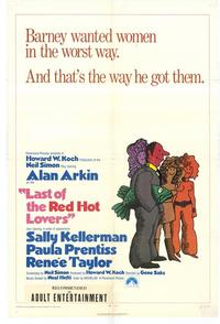 Last of the Red Hot Lovers - 27 x 40 Movie Poster - Style A