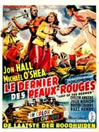 Last of the Redmen - 11 x 17 Movie Poster - Belgian Style A
