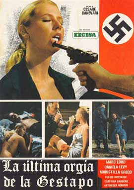 Last Orgy of the Third Reich - 11 x 17 Movie Poster - Style A