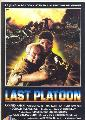 Last Platoon - 11 x 17 Movie Poster - Spanish Style A