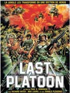 Last Platoon - 11 x 17 Movie Poster - French Style A