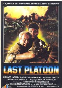 Last Platoon - 27 x 40 Movie Poster - Spanish Style A