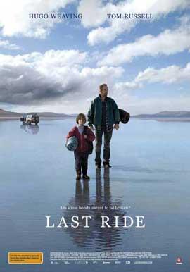 Last Ride - 11 x 17 Movie Poster - Australian Style A