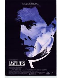 Last Rites - 27 x 40 Movie Poster - Style A