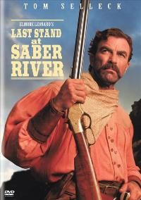 Last Stand at Saber River - 27 x 40 Movie Poster - Style A