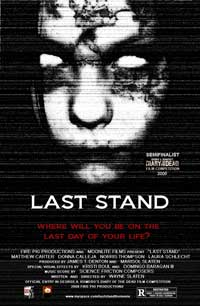 Last Stand - 11 x 17 Movie Poster - Style A