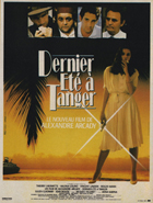 Last Summer in Tangiers - 11 x 17 Movie Poster - French Style A