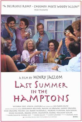 Last Summer In the Hamptons - 11 x 17 Movie Poster - Style A