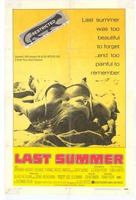 Last Summer - 11 x 17 Movie Poster - Style A