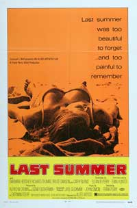 Last Summer - 11 x 17 Movie Poster - Style B