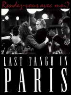Last Tango in Paris - 27 x 40 Movie Poster - Style D
