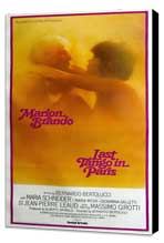 Last Tango in Paris - 20 x 40 Movie Poster - Style A - Museum Wrapped Canvas
