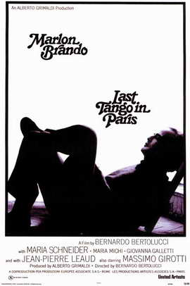 Last Tango in Paris - 11 x 17 Movie Poster - Style A