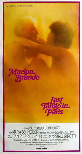 Last Tango in Paris - 20 x 40 Movie Poster - Style A