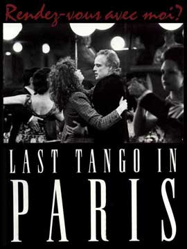 Last Tango in Paris - 11 x 17 Movie Poster - Style D