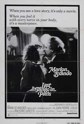 Last Tango in Paris - 11 x 17 Movie Poster - Style G
