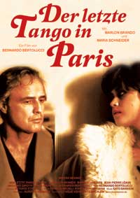 Last Tango in Paris - 43 x 62 Movie Poster - German Style A
