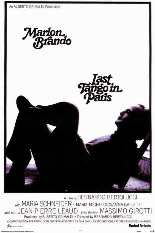 Movie Last Tango in Paris Last Tango in Paris