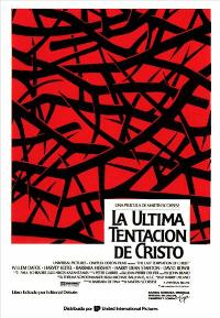 The Last Temptation of Christ - 27 x 40 Movie Poster - Spanish Style B
