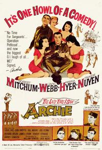 Last Time I Saw Archie - 11 x 17 Movie Poster - Style A