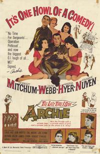 Last Time I Saw Archie - 27 x 40 Movie Poster - Style A
