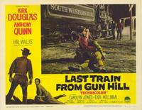 Last Train from Gun Hill - 11 x 14 Movie Poster - Style A