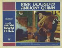 Last Train from Gun Hill - 11 x 14 Movie Poster - Style F