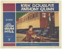 Last Train from Gun Hill - 11 x 14 Movie Poster - Style I