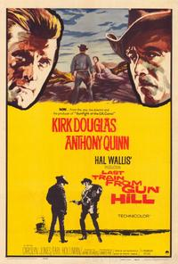 Last Train from Gun Hill - 27 x 40 Movie Poster - Style A