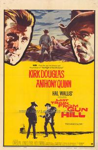 Last Train from Gun Hill - 43 x 62 Movie Poster - Bus Shelter Style A